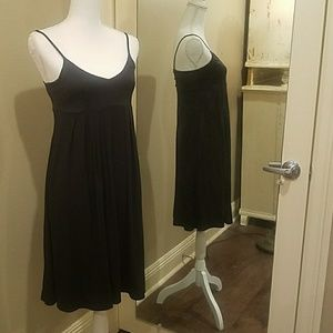 A basic black sundress by Gap